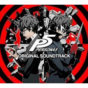 『ペルソナ5』オリジナル・サウンドトラック ゲームミュージッ...