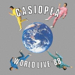 CASIOPEA WORLD LIVE '88 / カシオペア (CD)