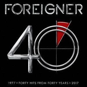 40 -40ヒッツ・フロム・40イヤーズ ベスト・オブ・フォリナー<SHM-CD.. / フォリナー...