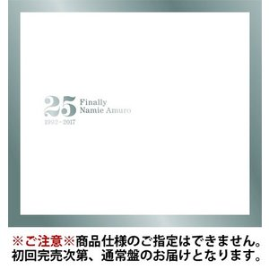 Finally 安室奈美恵 DVD付CD|felista