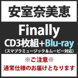 Finally(Blu-ray Disc付) / 安室奈美恵 (CD)|felista|02