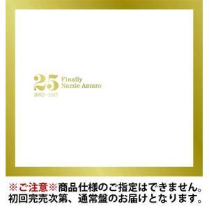Finally 安室奈美恵 CD