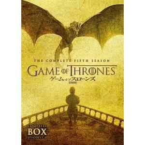 ゲーム・オブ・スローンズ 第五章:竜との舞踏 DVDセット / ピーター・ディンクレイジ (DVD) felista