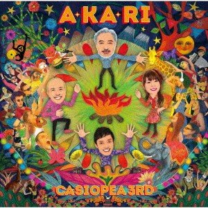 A・KA・RI / CASIOPEA 3rd (CD)