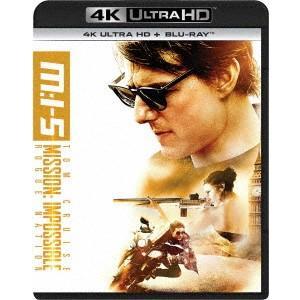 ミッション:インポッシブル/ローグ・ネイション(4K ULTRA HD+ブルーレ.. / トム・クル...