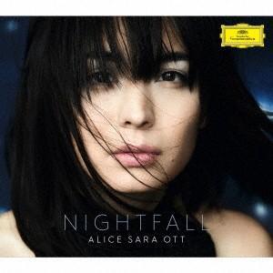 ナイトフォール(初回限定盤)(DVD付) / アリス=紗良・オット (CD)