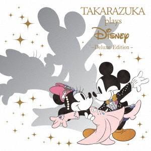 タカラヅカ プレイズ ディズニー(DVD付) / オムニバス (CD)|felista