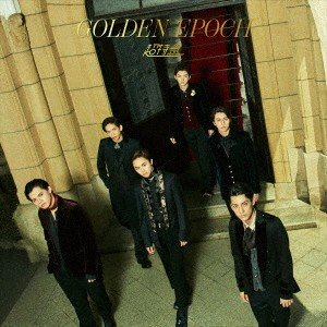 GOLDEN EPOCH(初回限定盤) / 超特急 (CD)