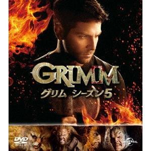GRIMM/グリム シーズン5 バリューパック / デヴィッド・ジュントーリ (DVD) felista