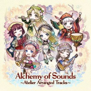 Alchemy of Sounds 〜Atelier Arranged Trac.. / ゲームミュージック (CD)