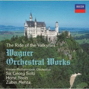 ワーグナー:序曲・前奏曲集 / ウィーン・フィルハーモニー管弦楽団 (CD)|felista