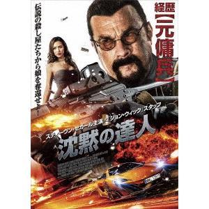 沈黙の達人 / スティーヴン・セガール (DVD)