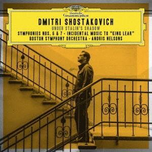 ショスタコーヴィチ:交響曲第6番&第7番、他 / ネルソンス (CD)