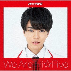 We are Hi☆Five(林拓磨盤) / Hi☆Five (CD)
