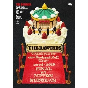 Thank you for our Rock and Roll Tour 200.. / BAWDIES (DVD)|felista