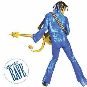 レイヴ完全盤(ULTIMATE RAVE) 《ライヴ映像付3枚組》(DVD付) / プリンス (CD)