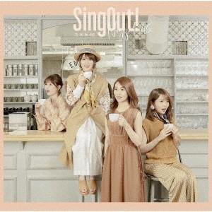 Sing Out!(TYPE-C)(Blu-ray Disc付) / 乃木坂46 (CD) felista