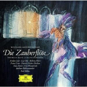 モーツァルト:歌劇「魔笛」 / ベーム (CD)
