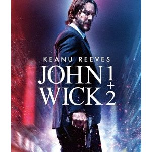 ジョン・ウィック 1+2 4K ULTRA HDスペシャル・コレクション(初回生.. / キアヌ・リーブス (4K ULTRA HD)