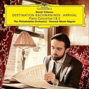 ラフマニノフ:ピアノ協奏曲第1番・第3番 / トリフォノフ (CD)