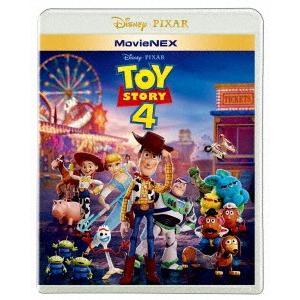 トイ・ストーリー4 MovieNEX ブルーレイ+DVDセット / ディズニー (Blu-ray)