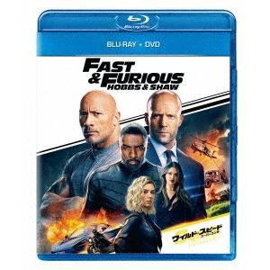 ワイルド・スピード/スーパーコンボ ブルーレイ+DVD / ドウェイン・ジョンソン (Blu-ray)