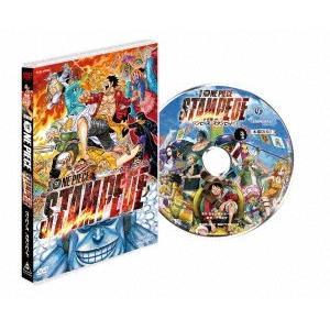 劇場版 ONE PIECE STAMPEDE スタンダード・エディション / ワンピース (DVD)
