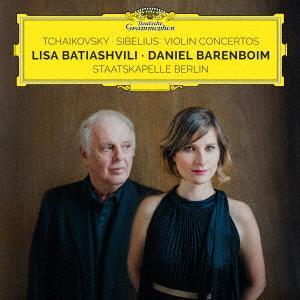 チャイコフスキー&シベリウス:ヴァイオリン協奏曲 / バティアシュヴィリ (CD)|Felista玉光堂