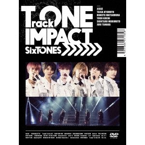 TrackONE -IMPACT-(初回盤) / SixTONES (DVD)|Felista玉光堂