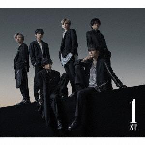 1ST(初回盤A:原石盤)(DVD付) / SixTONES (CD)