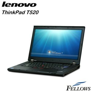 ノートパソコン Lenovo ThinkPad T520 PC Matic 無線LAN Office付き Windows7 Pro 64bit (Core i5-2520M/4GB/320GB/DVD)  中古 パソコン|fellows-store
