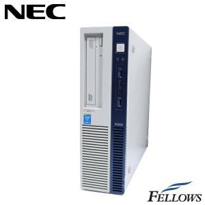 9月特価 デスクトップ NEC Mate MK32M/B 省スペース WPS Office付き  Windows10 Home 64bit ( Core i5-4570/4GB/500GB/DVD)  中古パソコン|fellows-store