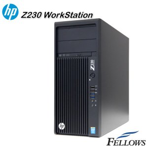 ワークステーション hp Z230 WorkStation 高性能 新品SSD Quadro K420 Office付き  Windows10 Pro 64bit  Office 付き 中古パソコン|fellows-store
