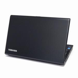 中古 ノートパソコン 東芝 dynabook Satellite B554/M 無線LAN WPS Office付き Windows8.1 Pro 64bit 【Core i5-4210M/4GB/320GB/MULTI】|fellows-store|02