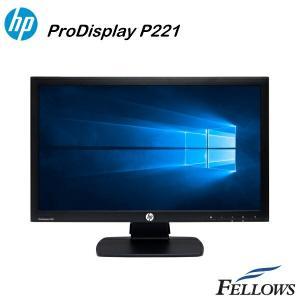 中古  hp ProDisplay P221  21.5インチワイド フルHD 1920x1080 表示 軽量 薄型  中古 液晶 モニター|fellows-store