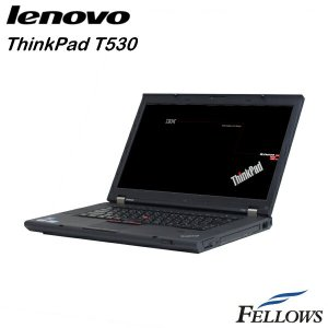 ノートパソコン Lenovo ThinkPad T530 カメラ 指紋 無線LAN  Office付き  Windows7 Pro 64bit  (Core i5-3320M/4GB/500GB/DVD)  中古 パソコン|fellows-store