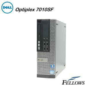デスクトップ DELL Optiplex 7010SF 省スペース WPS Office付き  Windows10 Home 64bit (Core i5-3470/8GB/500GB/MULTI )中古パソコン|fellows-store