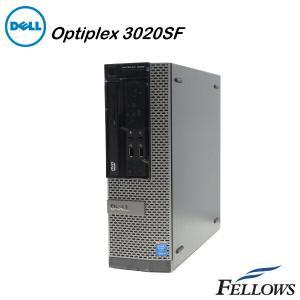 デスクトップ DELL OptiPlex 3020SF 高性能 省スペース Office付き    Windows10 Home 64bit (Core i3-4130/4GB/500GB/MULTI )中古パソコン|fellows-store
