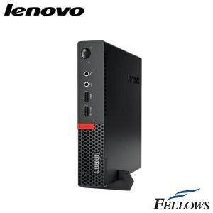 新品 パソコン Lenovo ThinkCentre M910q Tiny 10MU000BJP メーカー保証3年  高性能 省スペース WPS Office 付き  Windows10 Pro 64bit 新品 デスクトップ|fellows-store