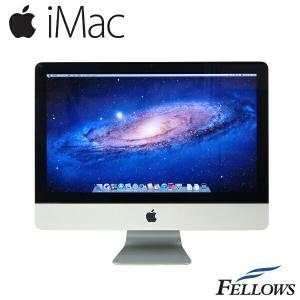 デスクトップ Apple iMac A1311 Mid-2011一体型  高性能 クアッドコア  OS10.7 Lion Core i5 2.5GHz/4GB/500GB/MULTI 中古パソコン|fellows-store
