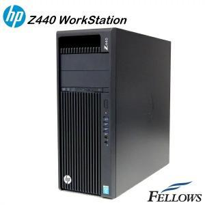 ワークステーション hp Z440 Workstation ミドルタワー QuadroM4000 Office付き Windows10Pro 64bit  中古パソコン|fellows-store