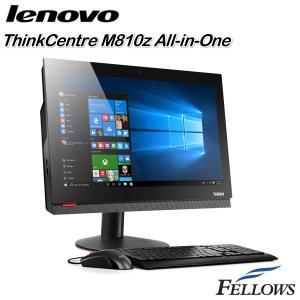 デスクトップ Lenovo ThinkCentre M810z All-in-One 3年メーカー保証付き  Windows10 Pro 64bit  (Core i5-7400/4GB/500GB/MULTI) 新品 パソコン fellows-store