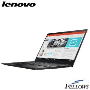 ノートパソコン Lenovo ThinkPad X1 Carbon 20HR0005JP 3年メーカー保証 フルHD USB3.1 カメラ 指紋 NVMe 無線LAN WPS Office付き Win10Pro 64bit 新品パソコン|fellows-store