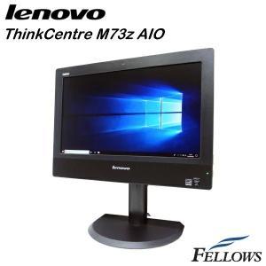 7月特価 中古一体型パソコン Lenovo ThinkCentre M73z AIO  新品 無線キーボード/マウス付き Windows10 Home 64bit 中古パソコン|fellows-store