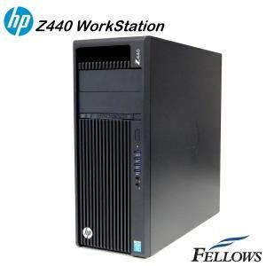 ワークステーション hp Z440 Workstation ミドルタワー デスクトップ ワークステーション Quadro K620 Office付き Windows10Pro 64bit  中古パソコン|fellows-store
