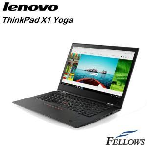ノートパソコン Lenovo ThinkPad Yoga X1  2018 20LD000VJP 無線LAN Office付き Windows10 Pro 64bit Core i7-8550U/8GB/256GB SSD 新品パソコン|fellows-store