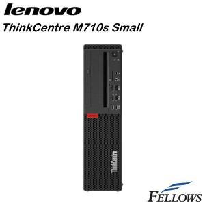 デスクトップ Lenovo ThinkCentre M710s Small 10M8S1VN00  デュアルコア M.2スロット 省スペース Office付き Windows10 Pro 64bit  新品 パソコン|fellows-store