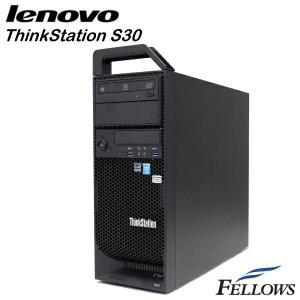 ワークステーション Lenovo ThinkStation S30 高性能  Quadro K2000 WPS Office付き Windows10Pro 64bit  中古パソコン|fellows-store