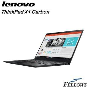 ノートパソコン Lenovo ThinkPad X1 Carbon 20HR0000JP  3年メーカー保証 フルHD USB3.1 カメラ 指紋 NVMe 無線LAN WPS Office付き Win10Pro 64bit 新品パソコン|fellows-store