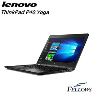 ノートパソコン Lenovo ThinkPad P40 Yoga 20GR0002JP  3年保証  指紋 カメラ 無線LAN WPS Office付き Win10Pro 64bit 新品パソコン|fellows-store